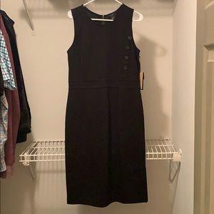 Halogen Knit Sheath Dress Size L
